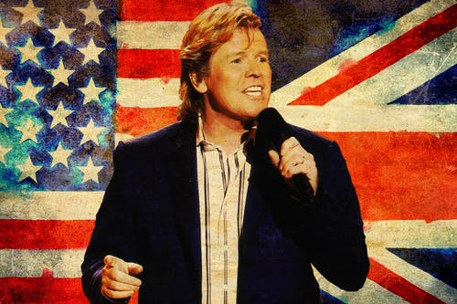 An Evening With Peter Noone - Herman of Herman's Hermits (8pm Show)