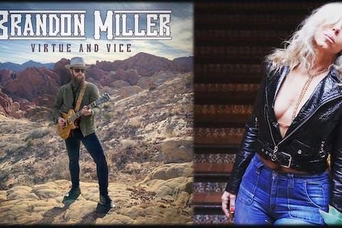 Brandon Miller Album Release Party with Eliza Neals