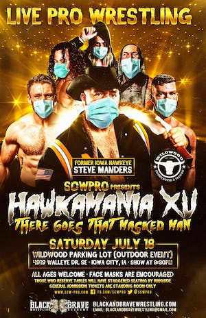 Hawkamania XV: Outdoor Event