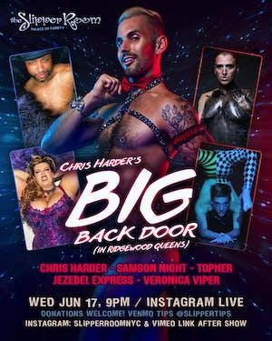 Chris Harder's Big Back Door (In Ridgewood Queens) Video Link
