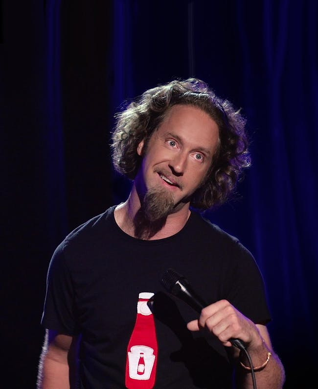 Comedian: Josh Blue (Early Show)