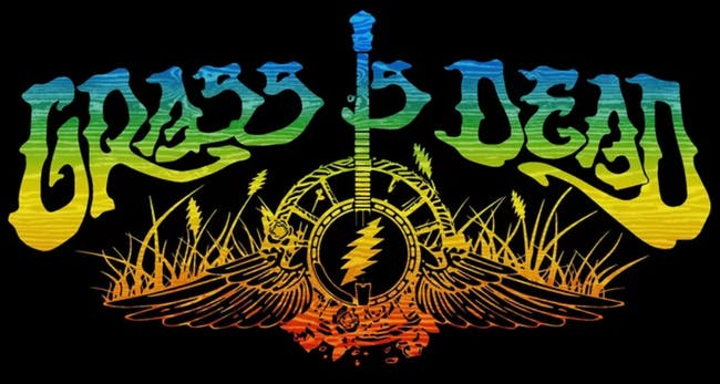 CANCELED - The Grass Is Dead – Bluegrass Tribute to the Grateful Dead