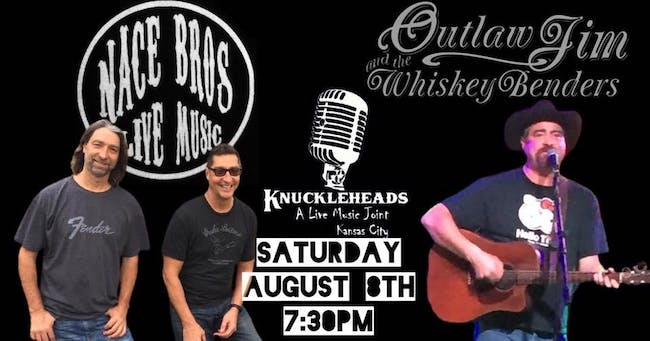 Outlaw Jim and the Whiskey Benders & The Nace Brothers, Dust Devil Choir