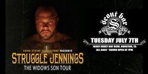 Struggle Jennings - The Widows Son Tour