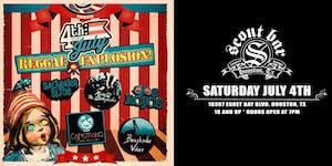 Saltwater Slide w/ Alvin & the Slickpunks, Ojos Rojos, Capistrano, & more