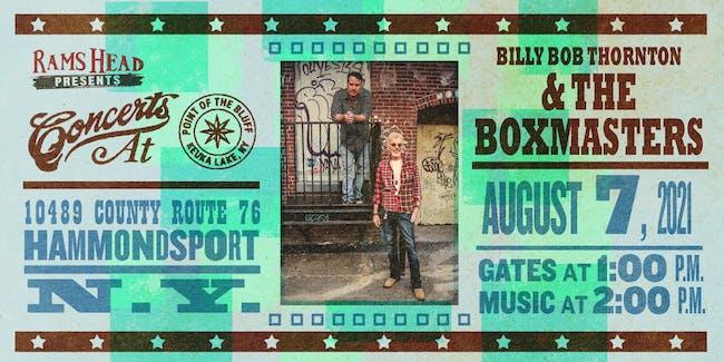Billy Bob Thornton & The Boxmasters