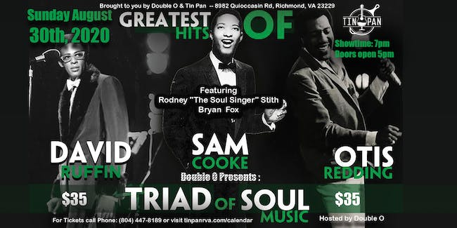 "Triads of Soul (feat. Rodney ""The Soul Singer"" Stith & Bryan Fox)"