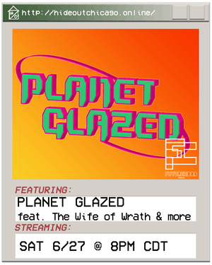 Planet Glazed
