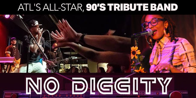 No Diggity (90s R&B, Hip Hop & Pop Tribute)