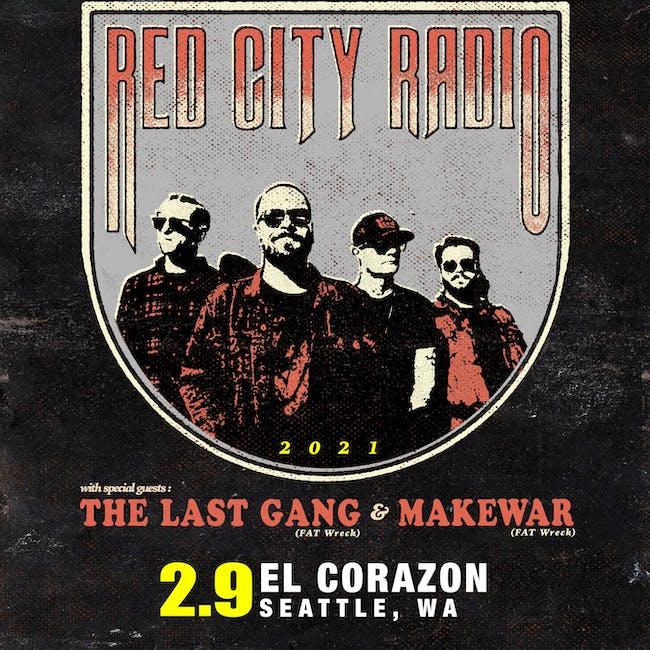 Red City Radio at El Corazon