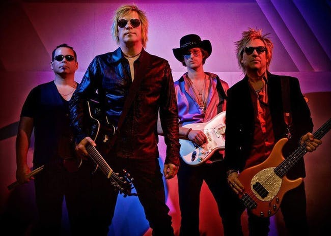 Celebrate July 4th with Slippery When Wet – The Ultimate Bon Jovi Tribute