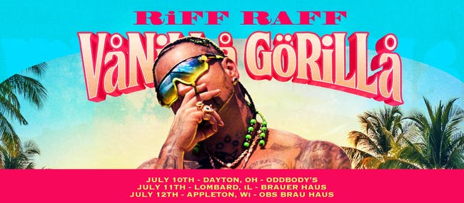 Riff Raff At The Afterlife Music Hall