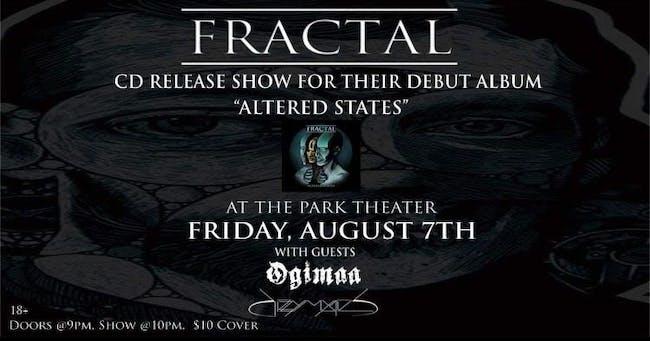 Fractal cd release