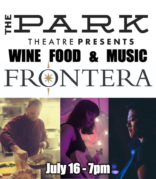 FRONTERA night at The Park