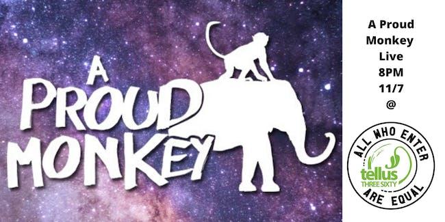 A Proud Monkey - Dave Matthews Tribute