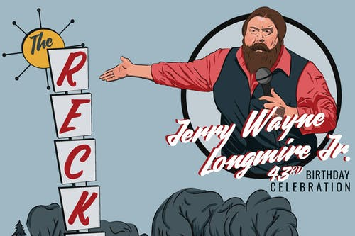 The Reckon Yard: Jerry Wayne Longmire Jr. 43rd Birthday Celebration