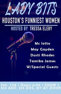 LADY BITS: Houston's Funniest Women
