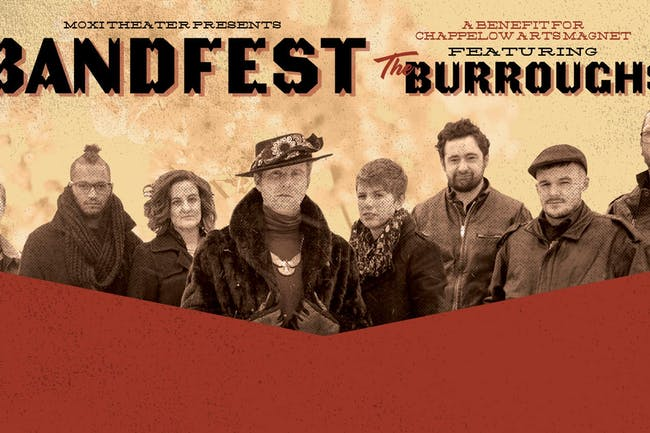 BANDFEST Featuring: The Burroughs and Bob Purcell ***TICKETS HERE***
