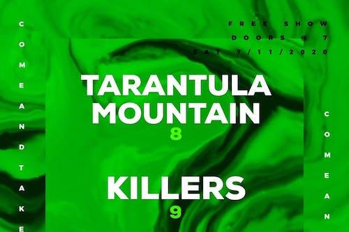 TARANTULA MOUNTAIN