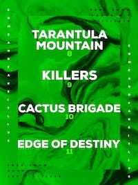 TARANTULA MOUNTAIN