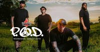 P.O.D. - New Date Announced