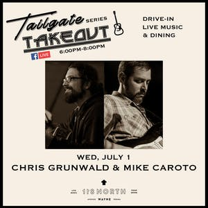 Tailgate Takeout Series - Chris Grunwald + Mike Caroto