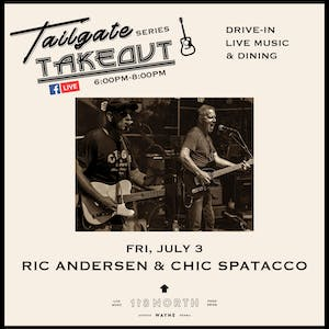 Tailgate Takeout Series - Ric Andersen + Chic Spatacco