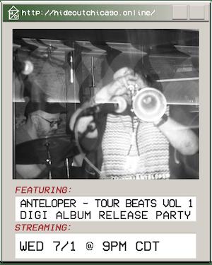 ANTELOPER - Tour Beats Vol. 1 | Digi Album Release Party