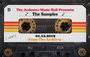 From The Archives - The Samples - 01.12.19