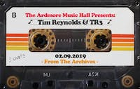 From The Archives - Tim Reynolds & TR3 - 02.09.19