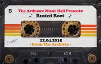 From The Archives - Rusted Root - 12.04.15