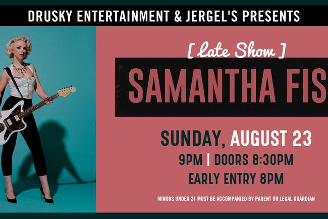 Samantha Fish (Late Show)