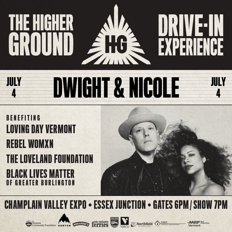 Dwight & Nicole at the Drive-In