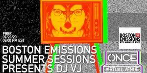 DJ VJ x ONCE VV
