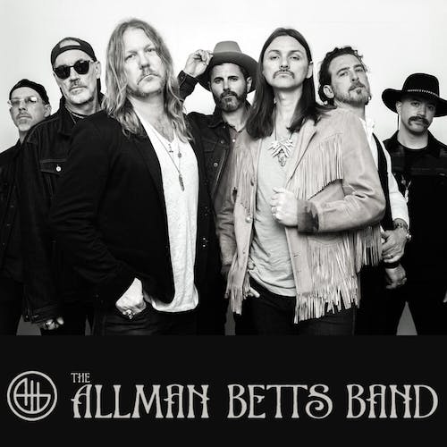 THE ALLMAN BETTS BAND *Canceled*