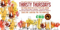 Thirsty Thursdays Featuring Brock Butler of Perpetual Groove
