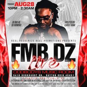 FMB DZ LIVE AT ODDBODYS MUSIC ROOM