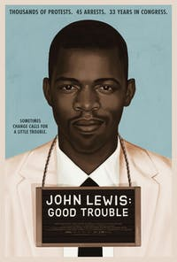 Stay at Home Screening: John Lewis: Good Trouble