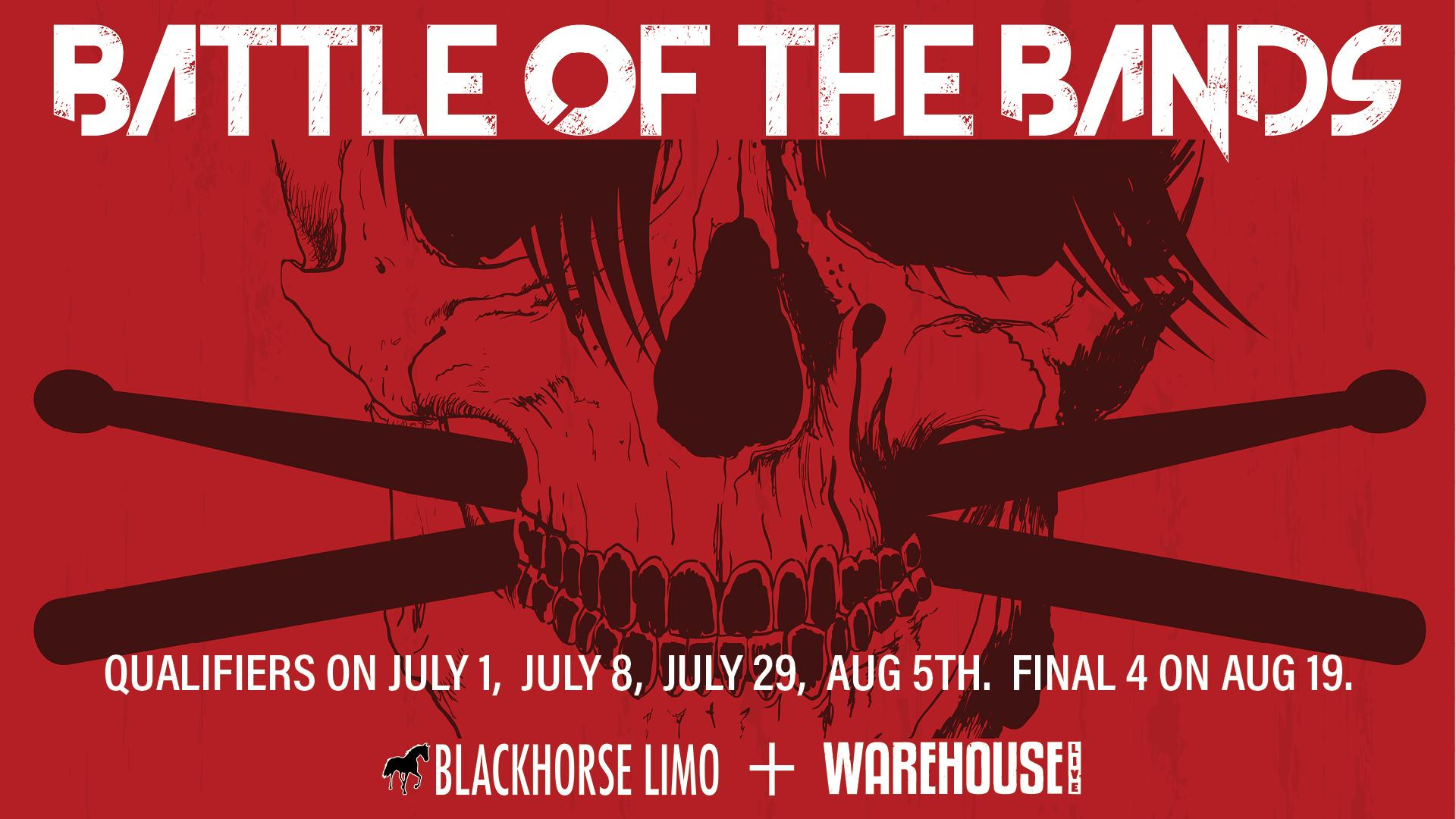 BATTLE OF THE BANDS: THE WEEDS / ZOMBIE FACE / THIS SIDE OF FATE / + more