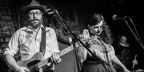 CANCELED - PATIO SHOW: Hearts Gone South