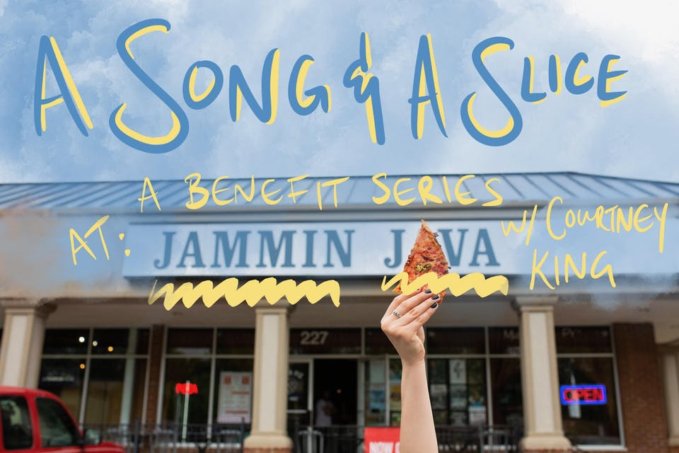 A Song & A Slice: Courtney King Benefitting SURJ