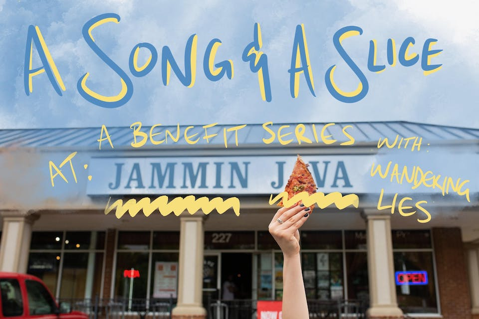A Song & A Slice: Wandering Lies Benefitting Black Lives Matter DMV & AFSP