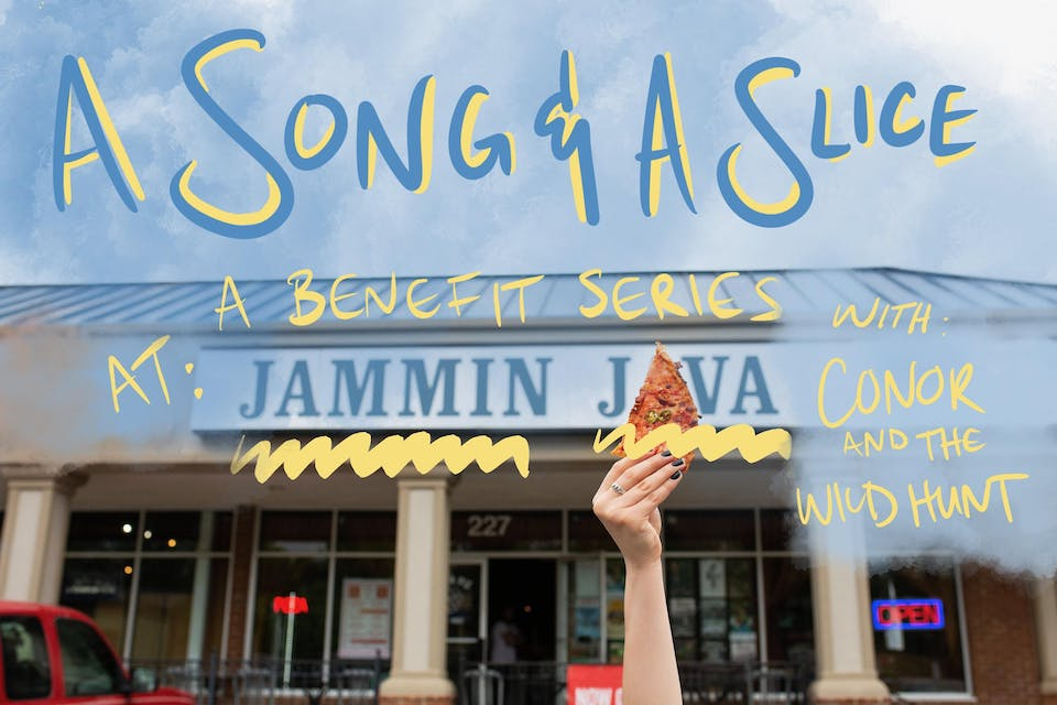 A Song & A Slice: Conor & The Wild Hunt Benefitting Black Lives Matter DMV