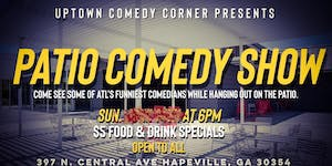 Patio Comedy Show