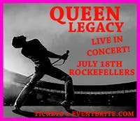 QUEEN  LEGACY -   A TRIBUTE TO QUEEN