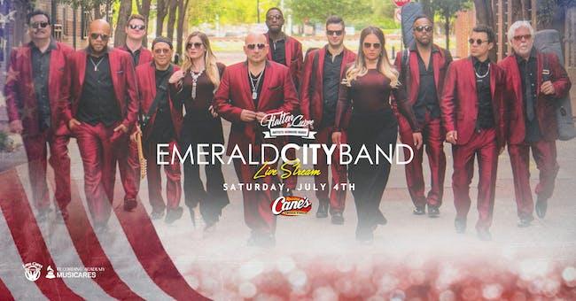 Emerald City Band - 4th Of July Celebration!