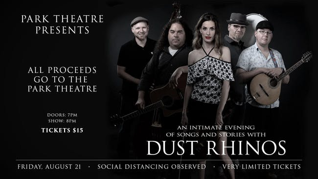 An Intimate Evening of Songs and Stories with the Dust Rhinos