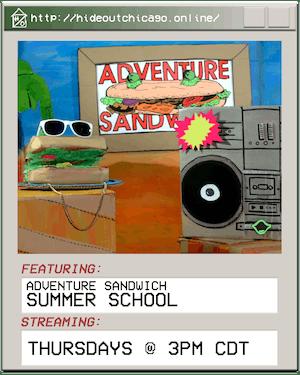 Adventure Sandwich Summer School