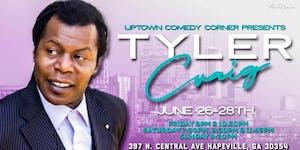 Online Event:  Comedian Tyler Craig