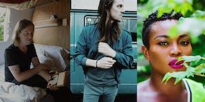 NVCS presents Navid Eliot, Matt Gervais, Shaina Shepherd (live stream)